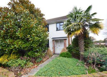 Thumbnail 3 bedroom detached house for sale in Bankside Close, Bexley, Kent