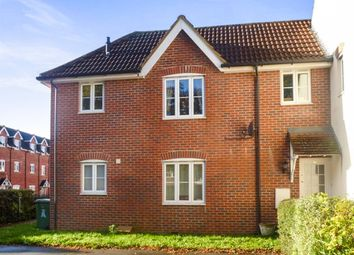 Thumbnail 2 bed flat for sale in King Edward Close, Calne