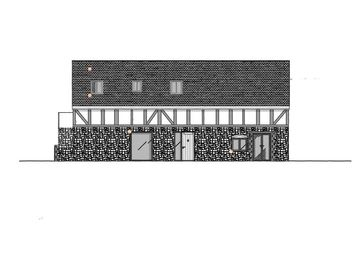 3 bed barn conversion for sale in Gaines Road, Whitbourne, Worcestershire WR6
