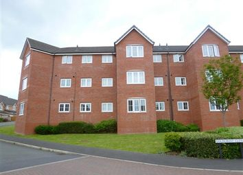 Thumbnail 2 bed flat for sale in Turnstone Court, Heysham