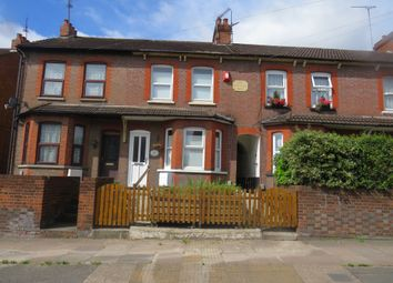 Thumbnail 2 bed terraced house for sale in Oakley Road, Leagrave, Luton