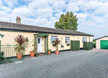 Thumbnail 4 bed detached bungalow for sale in South-Eau Bank, Spalding