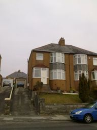 Thumbnail 1 bed flat to rent in Normandy Way, St Budeaux
