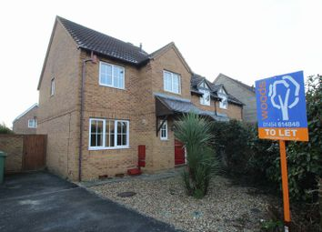 Thumbnail 3 bedroom end terrace house to rent in Cornfield Close, Bradley Stoke, Bristol