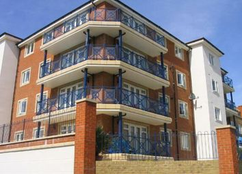 Thumbnail 2 bed flat to rent in San Juan Court, Sovereign Harbour South, Eastbourne