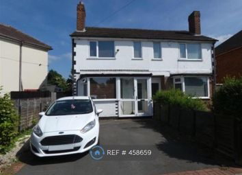 Thumbnail 2 bed semi-detached house to rent in Carnford Road, Birmingham