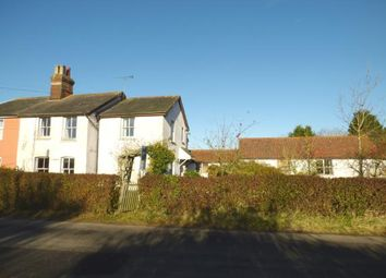 Thumbnail 5 bedroom semi-detached house for sale in Aldham, Ipswich, Suffolk
