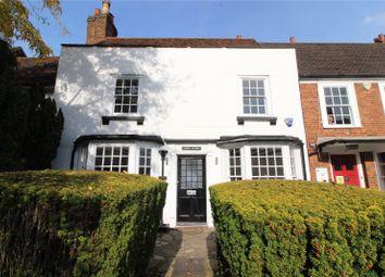 3 bed terraced house for sale in Wood Street, High Barnet, Hertfordshire EN5