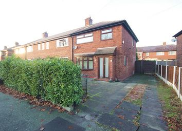 Thumbnail 3 bed end terrace house for sale in Derek Avenue, Fearnhead, Warrington