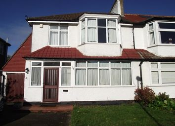 Thumbnail 3 bed property to rent in The Byeways, Berrylands, Surbiton