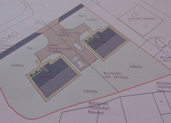 Land for sale in Plot 1, Coedcae, Llanelli, Carmarthenshire SA15