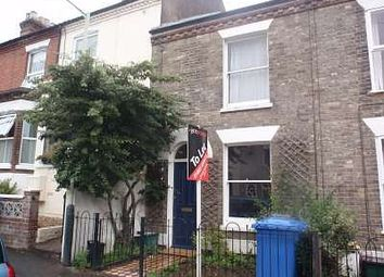 Thumbnail 2 bed terraced house to rent in Bury Street, Norwich