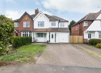 Thumbnail 4 bed semi-detached house for sale in Albert Road, Bunny, Nottingham