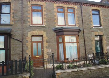 Thumbnail 3 bed terraced house for sale in Eagle Street, Port Talbot, Neath Port Talbot.