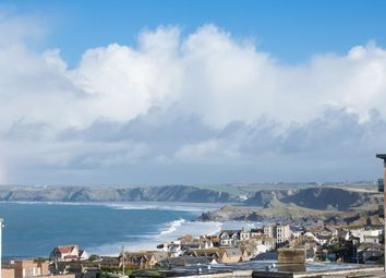 Thumbnail 3 bedroom flat for sale in Mount Wise, Newquay