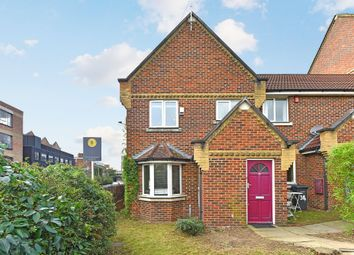 Thumbnail 3 bed end terrace house for sale in Northiam Street, London