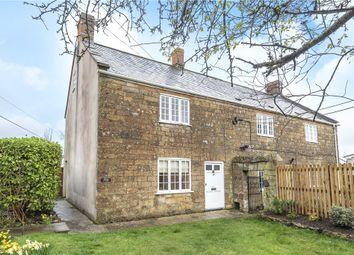 Thumbnail 3 bed semi-detached house for sale in Waytown, Bridport, Dorset