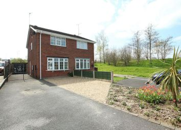 Thumbnail 2 bedroom semi-detached house to rent in Hams Close, Biddulph, Stoke-On-Trent