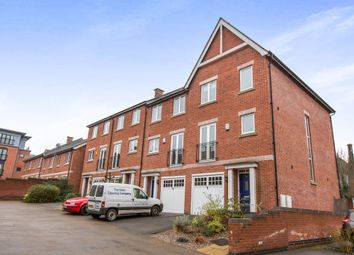 Thumbnail 4 bed end terrace house for sale in Leighton Way, Belper
