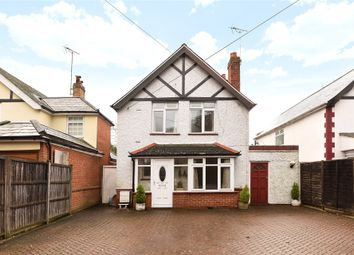 Thumbnail 5 bed detached house for sale in Reading Road, Winnersh, Berkshire