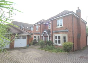 Thumbnail 4 bed property to rent in Wyvern Close, Burbage, Leicestershire