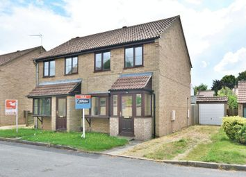 Thumbnail 3 bed semi-detached house to rent in Blacks Close, Waddington, Lincoln