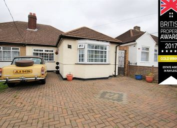 Thumbnail 2 bedroom semi-detached bungalow for sale in Frederick Road, Rainham