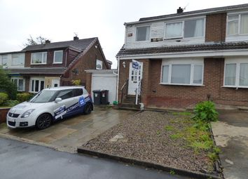 Thumbnail 3 bed semi-detached house to rent in Howgill Close, Nelson