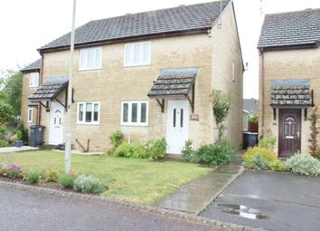 Thumbnail 2 bedroom semi-detached house to rent in Broadway Close, Kempsford, Fairford