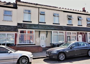 Thumbnail 3 bed terraced house for sale in Holliday Road, Handsworth
