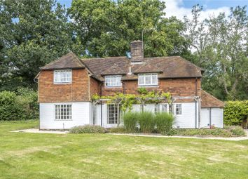 Thumbnail 4 bed detached house to rent in Roundhurst, Haslemere, Surrey