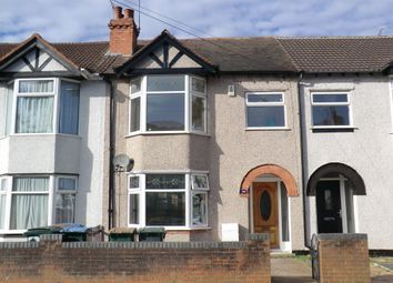 Thumbnail 3 bed terraced house to rent in Maudsley Road, Chapelfields, Coventry