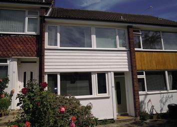 Thumbnail 3 bed terraced house to rent in Cranford Close, London