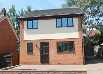 Thumbnail 3 bedroom detached house to rent in Spring Lane, Great Horwood, Milton Keynes