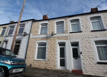 Thumbnail 2 bed terraced house for sale in Commercial Road, Barry
