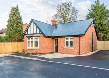 Thumbnail 2 bedroom detached bungalow for sale in Two Barrowby Court, Highland Grove, Worksop, Nottinghamshire