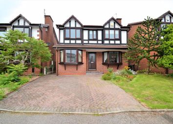 Thumbnail 3 bed detached house for sale in Fettler Close, Swinton, Manchester