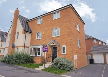 Thumbnail 5 bedroom semi-detached house for sale in Woodside View, Leeds