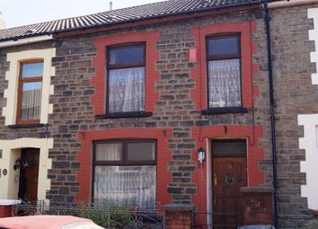 Thumbnail 3 bedroom terraced house for sale in Clarence Street, Mountain Ash