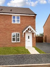 Thumbnail 3 bed end terrace house for sale in Laxton Way, Bidford-On-Avon, Alcester