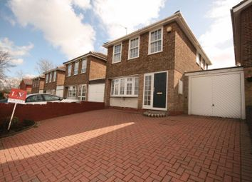 Thumbnail 3 bed detached house for sale in Oliver Road, Ladywood, Birmingham