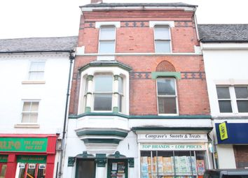 Thumbnail 1 bed flat for sale in Long Street, Atherstone