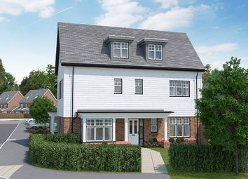 Thumbnail 4 bedroom semi-detached house for sale in Hitches Lane, Fleet