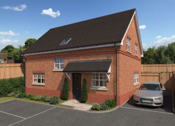 Thumbnail 4 bed detached house for sale in Henrietta Place, Woodlands Road, Epsom
