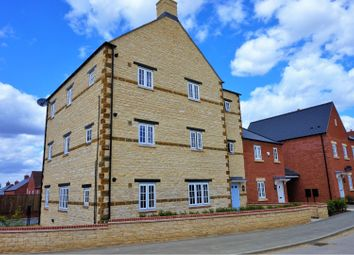 Thumbnail 2 bed flat for sale in Poppyfield Road, Northampton