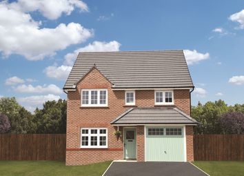 Thumbnail 4 bed detached house for sale in Hamilton Gardens, Maidenwell Avenue, Leicester, Leicestershire