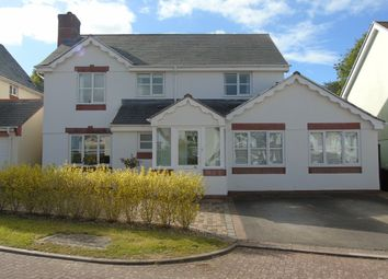 Thumbnail 5 bed detached house for sale in Durwent Close, Plymouth