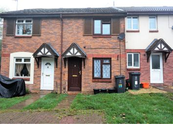 Thumbnail 2 bedroom terraced house for sale in Rye Close, Swindon