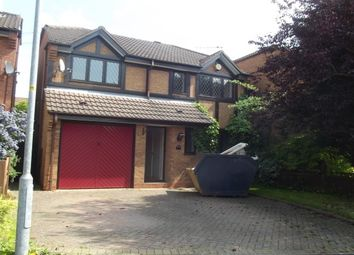 Thumbnail 4 bed property to rent in Green Park Road, Bromsgrove
