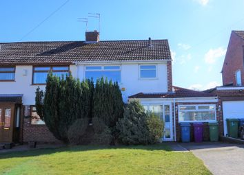Thumbnail 3 bed semi-detached house for sale in Leybourne Grove, Liverpool